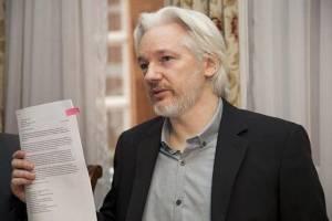 Twórca WikiLeaks Julian Assange / wikipedia commons