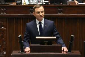 Prezydent Duda/wikipedia commons