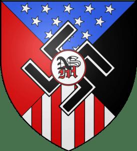 Jeden z popularnych symboli amerykańskiej supremacyjnej prawicy. Źródło: Wikimedia