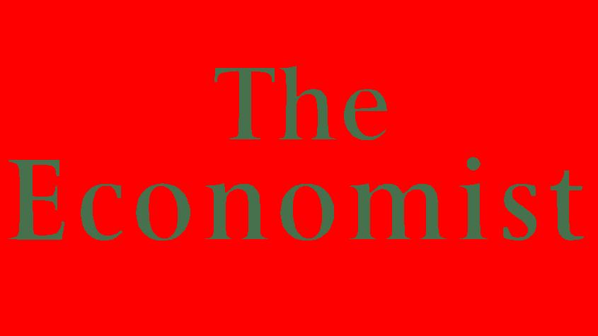 """Logo """"The Economist"""""""