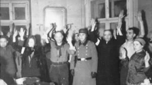 Rumдnien, Festnahme von Juden