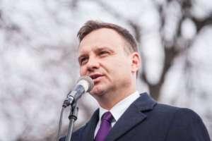 Prezydent Andrzej Duda / wikipedia commons