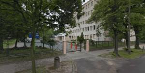 WCO w Gdańsku / google.maps.pl