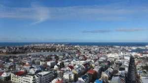 Reykjavik - stolica Islandii / fot. Piotr Nowak