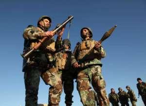 Bojownicy oddziałów YPJ/YPG / facebook.com/YPG-Peshmarga