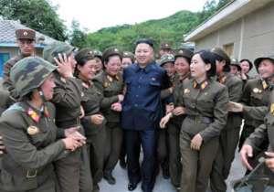 facebook.com/Kim Jong Un 김정은
