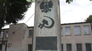 Pomnik w Stępocicach / wikipedia commons