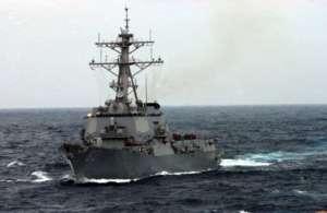 USS Lassen/wikimedia commons