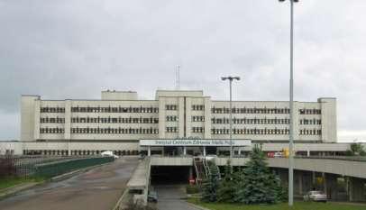 Fotografia budynku Instytutu Centrum Zdrowia Matki Polki w Łodzi. Źródło: Wikimedia.