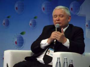 Prezes PiS Jarosław Kaczyński / wikimedia commons