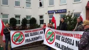 Protest pracowników ARiMR / solidarnosc.org.pl