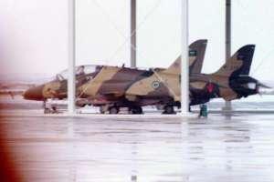 Samoloty Saudyjskich Królewskich Sił Zbrojnych. Foto: Randall R. Anderson,  źródło: Wikimedia Commons.
