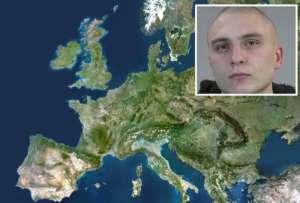 """Zabójca czuł się """"Europejczykiem""""/ fot. twitter.com/Marcin Walter"""