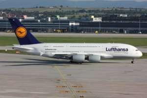 Samoloty Lufthansy nie kursują od 5 dni / wikipedia commons