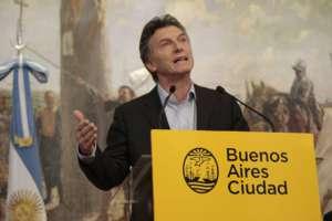 Mauricio Macri, fot. Flickr
