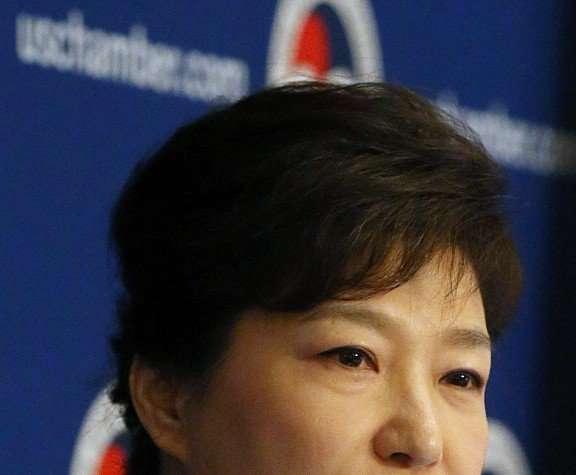 Park Guen-hye, prezydent Korei Południowej; źródło: Wikimedia.