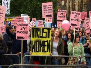 Kobiety domagają się prawa do aborcji do 24. tygodnia flickr.com/internet's dairy