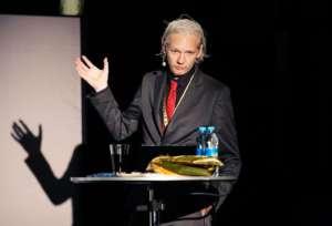 Julian Assange / fot. Wikimedia Commons