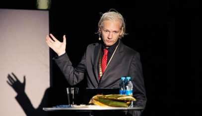 Julian Assange / fot. Wikimedia Commons