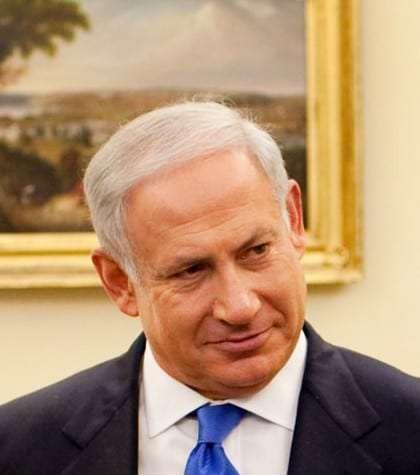 Beniamin Netanjahu / fot. Wikimedia Commons