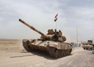 Ramadi znów w rękach wojsk irackich / twitter.com