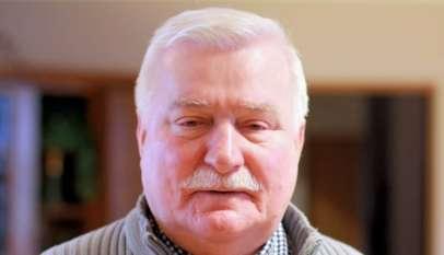 Lech Wałęsa, źródło: Wikimedia Commons.