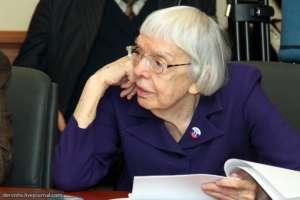 Lyudmila Alexeyeva, fot. wikimedia commons