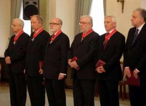Sędziowie Trybunału Konstytucyjnego - od teraz mają orzekać według nowych przepisów, fot. wikimedia commons