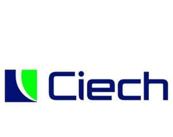 Logotyp firmy CIECH SA