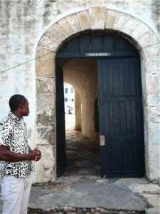 """Elmina, """"Drzwi bez powrotu"""", fot. archiwum autora"""