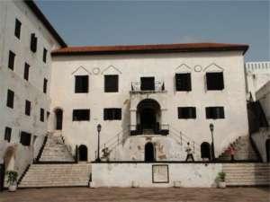 Elmina, fort, fot. z archiwum autora