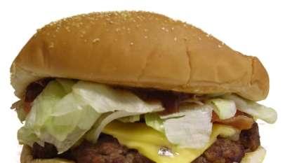 Zdjęcie kanapki amerykańskiej.
