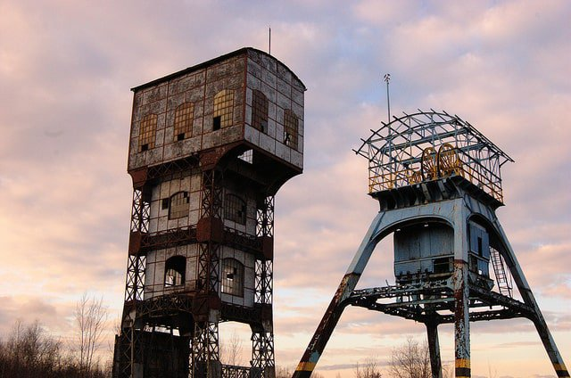 Zdjęcie kopalni