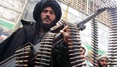 Bojownik talibów / fot. Flickr