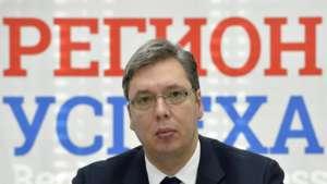 Vučić postawił sobie nadrzędny cel: wprowadzić Serbię do Unii Europejskiej, W tym celu chce przeprowadzić przedterminowe wybory i zyskać czas. Fot. wikimedia commons