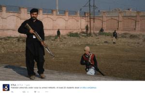 Pakistan znów spłynął krwią / twitter.com