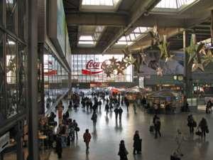 Główna stacja kolejowa w stolicy Bawarii / wikipedia commons