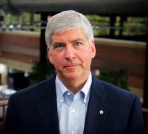Czy to koniec kariery politycznej Ricka Snydera? / fot. Wikimedia Commons