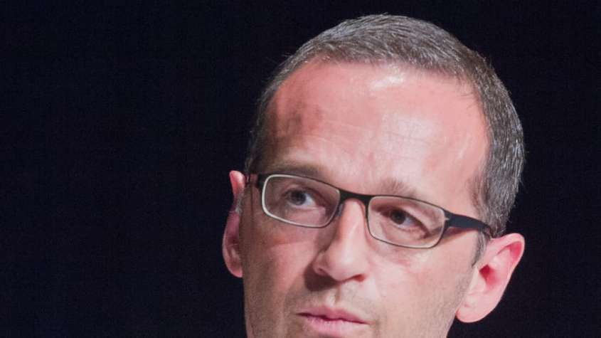 Heiko Maas, min. sprawiedliwości RFN, źródło: Wikimedia Commons