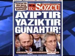 Can Dundar i Erdem Gul - dziennikarze, którym grozi dożywotnie więzienie / youtube.com