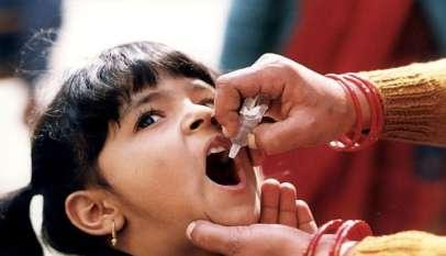 Szczepienie przeciwko polio / fot. Flickr/cdcglobal