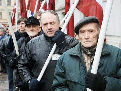 Łotewscy nacjonaliści rosną w siłę