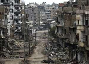 Homs, Syria/flickr.com/Freedom House