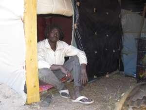 Uchodźca z Sudanu w Dżungli / fot. Wikimedia Commons