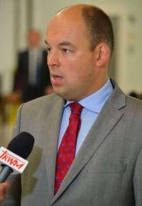 Wiceminister spraw zagranicznych Jan Dziedziczak / fot. Wikimedia Commons