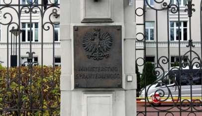 Ministerstwo Sprawiedliwości w Warszawie, źródło: Wikimedia Commons.