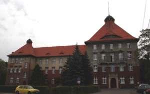 Szpital w Rydułtowach / wikipedia commons