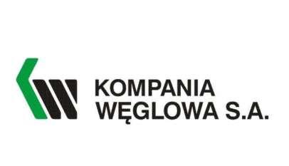 Logotyp Kompanii Węglowej, źródło: Wikimedia Commons