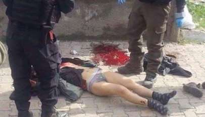 Zdjęcie udostępnione przez tureckich żołnierzy w sieciach społecznościowych. / Źródło: Facebook/SaveKobane