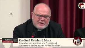 Kardynał Marx krytykuje rząd, jednak nie wyraża aprobaty dla rasizmu / youtube.com